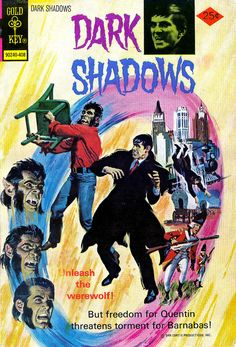 Dark Shadows comic book