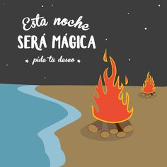 ¡Feliz noche de San Juan!