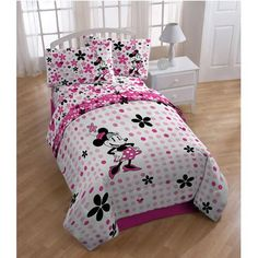Disney Minnie Mouse Bedding Sheet Set