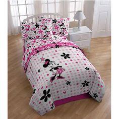 Disney Minnie Mouse Bedding Sheet Set