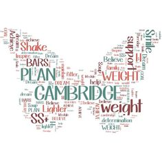 I will guide you through your weight loss journey! Start Cambridge weight plan. Contact bodyprism for more information 07962367859.
