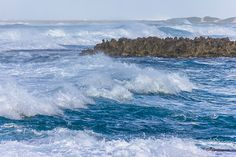 High Surf photograph by Penny Meyers.  Fine art prints, canvas prints, framed prints, metal prints, acrylic prints, greeting cards, tote bags, shower curtains, duvet covers, throw pillows...