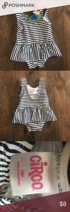 Tutu one piece bathing suit Isn't this the cutest thing ever!!! / 9 month / purchased from target Swim One Piece