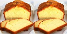 Pin on Activitati Sweets Recipes, Healthy Desserts, Easy Desserts, Delicious Desserts, Cake Recipes, Cooking Recipes, Yummy Food, Dessert Drinks, Sweet Bread