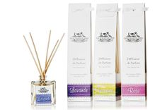 Room Diffuser made using natural ingredients in Provence - France.