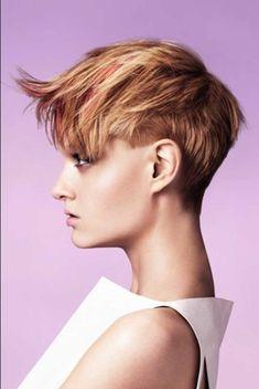 Tolle frisur pixie damen kurz haar stylen ideen für excellente damen frisuren. Frisuren mittellang rundes gesicht