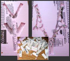 Leeloo Suspenders - Pattern