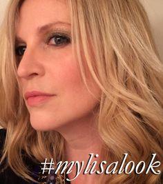 Amy inspired by my makeup tutorials http://www.lisaeldridge.com/video #MyLisaLook #Makeup #Beauty