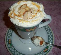 What's Cookin' Italian Style Cuisine: Hot Coffee with allot of kick... a Winter Assortment