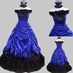Victorian Dresses- Patterns, Costumes and Custom Made Dresses