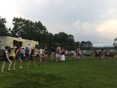 Friday night at Adventure Farm and Vineyard Tasting Room. Food truck, live music and 100% estate grown wine. Blue Ridge Mountain views and family fun.