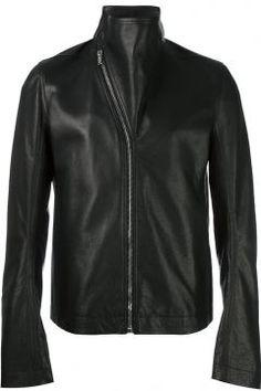Rick Owens 'Mountain' Biker Jacket