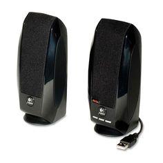 Logitech S-150 2.0 Speaker System - 1.2 W RMS -
