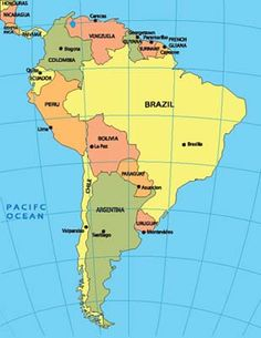 South America TEFL TESOL certification courses