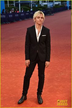 ross lynch suits up for my friend dahmer photocall at deauville 04
