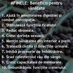 AFINELE: Peste 15 beneficii pe care trebuie sa le cunosti!