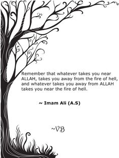-Imam Ali (A.S) Saying. Faith