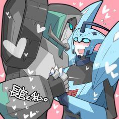 Shockwave, Blurr (transformers)