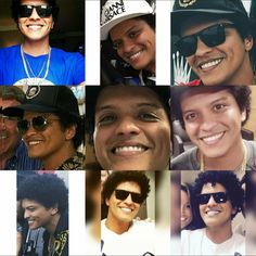 he has such a great smile. <3