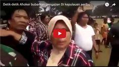 KESETANAN ? Beredar Video Preman KOTAK KOTAK Bubarkan Pengajian Ust. Alfian Tanjung di Pulau Seribu