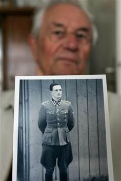 Last remaining witness to Hitler's final hours dies at 96 - World News