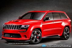 2016 Jeep Grand Cherokee SRT Hellcat  http://newcarreviewz.com/2016-jeep-grand-cherokee-srt-hellcat-rumors/