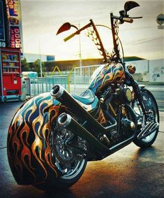 Harley Davidson News – Harley Davidson Bike Pics Custom Paint Motorcycle, Motorcycle Style, Motorcycle Vest, Harley Davison, Custom Street Bikes, Custom Bikes, Hd Fatboy, Orange County Choppers, Harley Davidson Panhead
