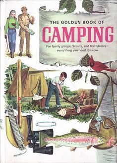 The Golden Book of Camping