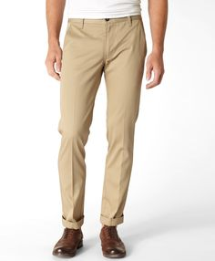 just a good pair of chinos