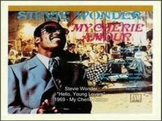 Stevie Wonder - Hello, Young Lovers