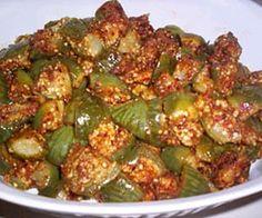 Brinjal curry with Fenugreek seeds Recipe