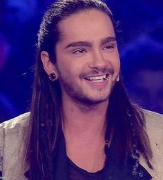 Tom Kaulitz. Holy Fabio!!