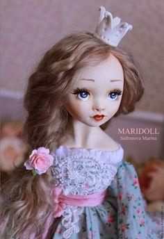 Купить Принцесса Велари будуарная кукла - подарок девушке, подарок женщине, подарок на день рождения