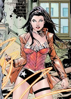Superman/Wonder Woman #8 (2014)