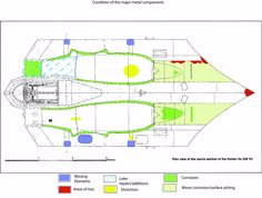 Horten H IX V3 Plan