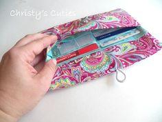 Christy's Cuties: A Wallet Tutorial!