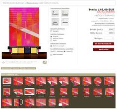 """""""Abstrakte Geometrie pink orange"""" von Bässler, Christine aus der Fineartprint-Community."""