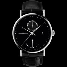KOPPEL 308 - 41 mm automatic 24 hour, black dial
