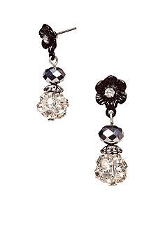 Jinger Adams Estate Pearl Collection Earrings - Belk.com