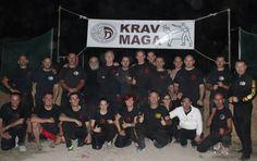 Night Seminar with Tamir Gilad, GIT and Expert 5 IKMF. #KravMaga #Selfdefense #IKMF
