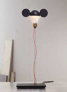 Pixel Loft lamp design