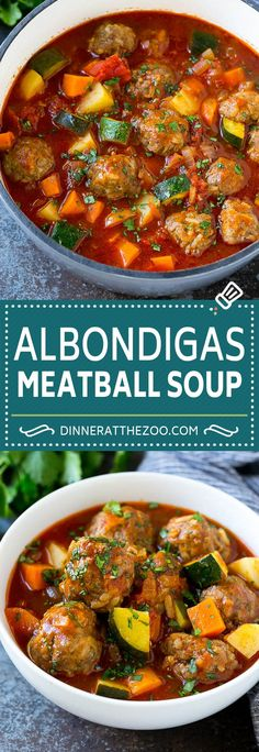 Business Cookware Ought To Be Sturdy And Sensible Albondigas Soup Meatball Soup Mexican Soup Mexican Meatball Soup, Albondigas Soup Recipe Mexican, Mexican Meatballs, Vegetarian Meatballs, Vegan Vegetarian, Recipes With Beef Meatballs, Meatball Recipes, Meatball Dinner Ideas, Turkey Meatballs