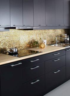 Kitchen Dining, Kitchen Cabinets, Dining Room, Bright Kitchens, Minimalist Kitchen, Modern Minimalist, Interior Design Kitchen, My Dream Home, Beautiful Homes