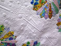 Amy's Free Motion Quilting Adventures: AQS Lancaster #2