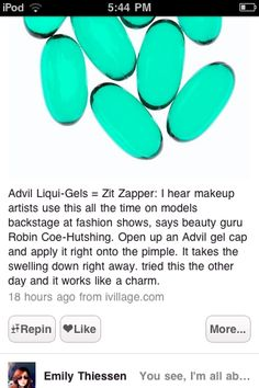 Zit Zapper idk if I should try this...