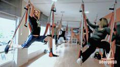 Aerial Yoga (AeroYoga) | New AeroYoga® Studio in Euskadi.
