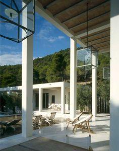 terrace ibiza