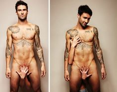 Adam Levine tatts