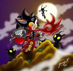 Kingdom Hearts Sonic