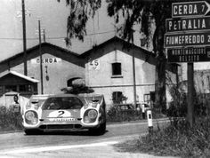 Porsche 917  Hans Hermann - Vic Elford